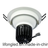 гостиница 9W Dimmable освещая анти- УДАР СИД Downlight слепимости