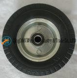Rotella della gomma piuma dell'unità di elaborazione con l'orlo d'acciaio (6*2)