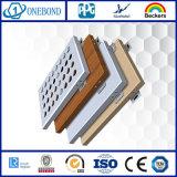 Pannello di rivestimento di alluminio del materiale da costruzione di Onbond