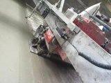 Machine de rendu de la colle, mortier plâtrant la machine pour le mur