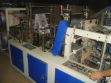 Saco de rolamento elevado da quantidade que faz a máquina para o t-shirt/sacos lisos