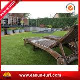 Verde mettente di resistenza della moquette sintetica UV dell'erba