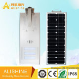 60watts All-in-One Solar LED Street Light with PIR Motion Sensor