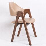 Cadeira de jantar de couro da mobília Home (C720-5-1)