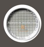 A ventilação interior durável grelhas de Grade Circular Difusor Eggcrate Teto do Duto