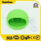 Absaugung-Cup-Silikon-Zahnbürste-Halter-Badezimmer-Zubehör