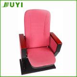 JY-612 Fabricación usados de la iglesia cine del Portable del asiento butacas de teatro barato
