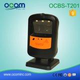 2D varredor visível do código de barras do USB Ocbs-T201 para o registo de dinheiro