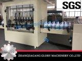 Máquina de rellenar del líquido viscoso del precio de fábrica