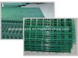 Sailin PVC에 의하여 입히는 용접된 철망사 담