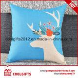 中心のデジタルによって印刷される綿のリネンクッションカバーホーム装飾的な枕カバー
