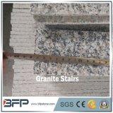 Дешевые шаги гранита G623 Lara серые для лестницы экстерьера гранита