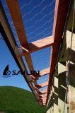 Het Hexagonale Opleveren van de Muur van het Netwerk van de Draad van Sailin