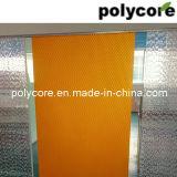 Panneau sandwich en polycarbonate Honeycomb ----- PC