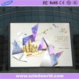 Фабрика доски панели экрана дисплея полного цвета фикчированная СИД высокого определения напольная SMD рекламируя (P6, P8, P10, P16)