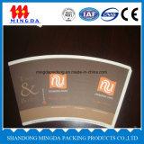 Taza de papel, taza de papel disponible de la venta caliente