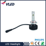 Фара 9006 головной лампы СИД Philips СИД исключительного объектива супер яркая 9006 H4