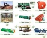 Roller Mill for Clay Brick Manufacturing