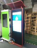 Ecrã táctil LCD de 32 polegadas Ecrã de ecrã táctil ao ar livre Quiosque