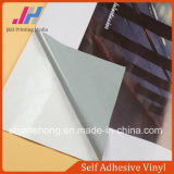 Outdoor PVC Roll Grey Glue Self Adhesive Vinyl