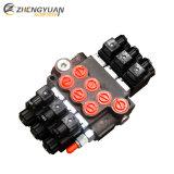 40 L/M monobloque hidráulico de caudal de la electroválvula de control Z50