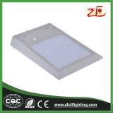 6W de bajo consumo de energía solar LED Lámpara de pared