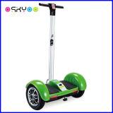 10 pouces avec l'individu de traitement équilibrant le scooter électrique de mobilité