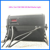 LED-Stadiums-Beleuchtung DMX 512 NENNWERT 24PCS*10W Unterlegscheibe-Licht