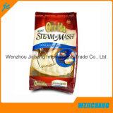 Emballage personnalisé imprimé en plastique Emballage sac à glissière / sac à provisions scellé / sac à provisions en stratifié