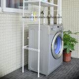 Epoxy DIY Metal Coner Salle de bain Machine à laver Porte-linge