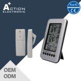 Nevera Digital termómetro del congelador con 2 sensores de temperatura y Max Min