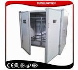 Grande machine industrielle automatique commerciale d'établissement d'incubation d'incubateur d'oeufs