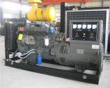 geöffneter Rahmen 200kVA mit Cummins-Generator