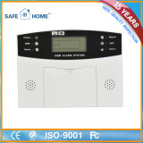Охранная сигнализация домочадца GSM франтовского автоматического номеронабиратель беспроволочная Anti-Theft