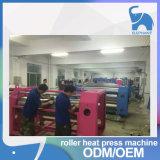Fábrica de venda direta Roller Heat Press Machine para Textile