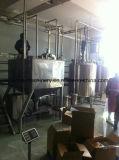 Compléter la ligne de production laitière de soja avec l'emballage mis en bouteille