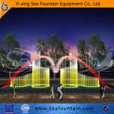 Lumière LED Décoratifs Multimédia Musique Fontaine de piscine