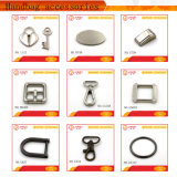 All Kinds Zinc Alloy Handbag Hardware