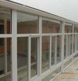 Puder beschichtetes Aluminium schiebendes Windows und Türen