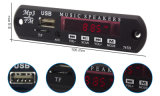 Hot Sale MP3 Decoder e MP3 Decoding Board of Car Audio Acessórios