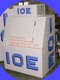冷たい380lbs容量の壁によって袋に入れられる氷の貯蔵室