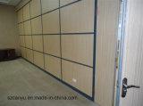 2017 Systemen van de Muur van de Verdeling van de Zaal van het Banket van de Balzaal van het Hotel de Houten Opereerbare