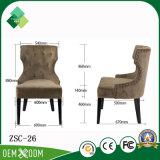 食堂(ZSC-26)のためのブナのWingbackの椅子の高貴な様式