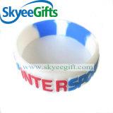 Hersteller-heißer Verkaufs-kundenspezifischer SilikonWristband mit Ihren Selbst Entwurf