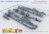Vullen van de Drank van de Tank van het aluminium/Vruchtesap die Apparatuur/het Vullen van de Wijn Apparatuur/het Vullen van het Roestvrij staal Machine mengen