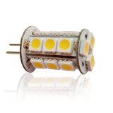 Diodo emissor de luz excelente G4 12V da dissipação de calor com excitador