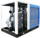 Stationärer Typ Schrauben-Luft Cmpressor der Luftkühlung-Oilless
