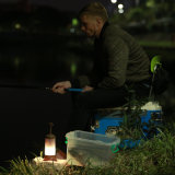 Traveling Camping Lantern Vehicle LED Night Light, base forte de adsorção de ímã