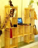 Support acrylique de vêtement de Cabinet d'étagère d'étalage d'affichage pour le supermarché