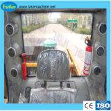 Rad-Exkavator mit Hydraulikpumpe, Motor Cummins-4btaa3.9-C125, Wanne 0.3-0.5m3